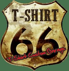 T-Shirt 66 Logo