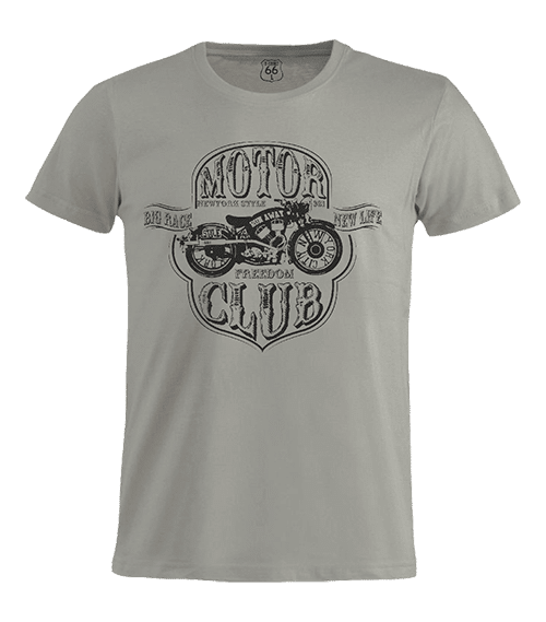 T-Shirt 66 - Motor club1 man