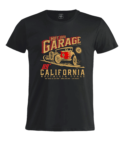 T-Shirt 66 - Nostalgia man