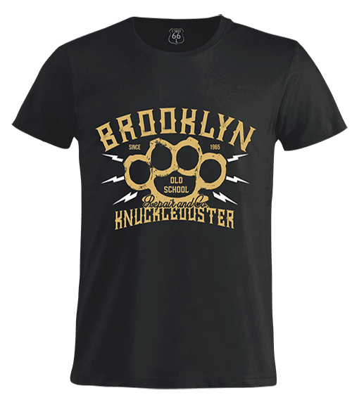 T-Shirt 66 - Brooklyn man