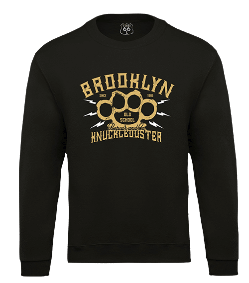 T-Shirt 66 - Felpa brooklyn