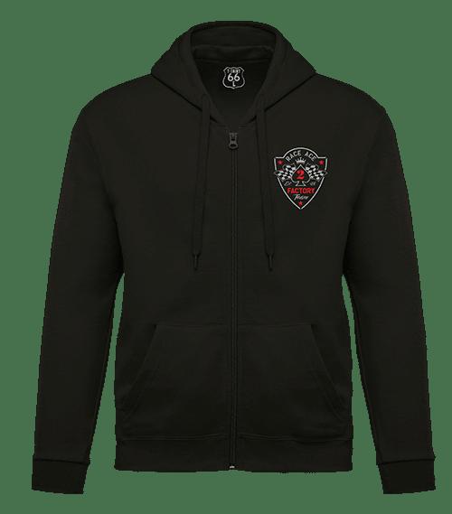 T-Shirt 66 - Felpa race ace grey