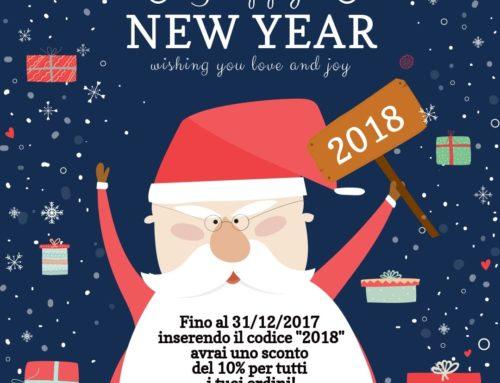 Promo Natale e fine anno 2017